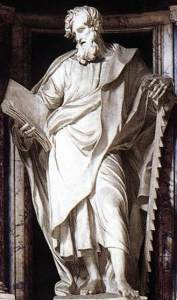 [Saint Simon the Apostle]
