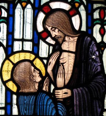 [Saint Thomas the Apostle]