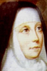 Venerable Jeanne Chézard de Matel