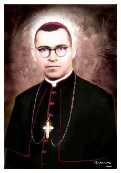 blaženi Szilard Bogdánffy - škof in mučenec