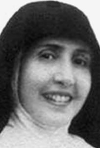 [Venerable Teresa Candamo Álvarez-Calderon]