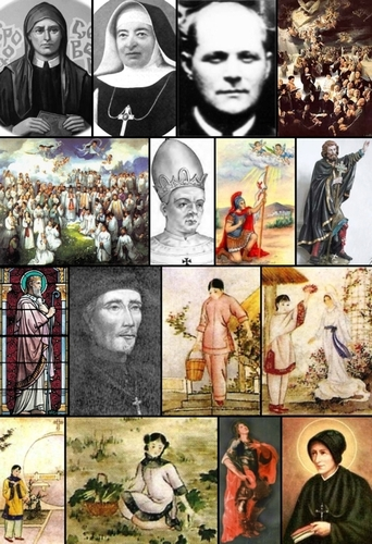 some of the saints and beati on the calendar for 28 June