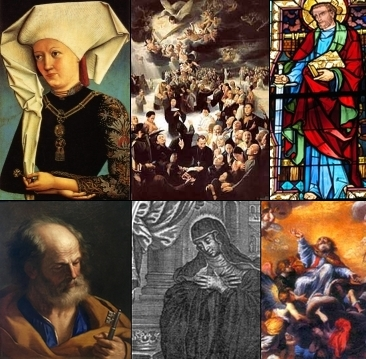 some of the saints and beati commemorated on 29 June