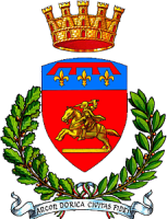 coat of arms of Ancona, Italy