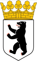 coat of arms for Berlin, Germany