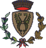 coat of arms for Chitignano, Italy