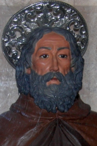 reliquary of Blessed Conrad of Molfetta