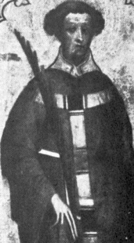 Saint Ewald the Dark