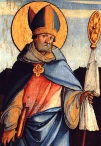 Saint Godfrey of Amiens