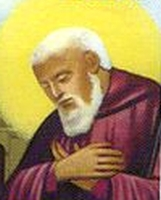 detail from the Sri Lankan stamp issued in honour of the 125th anniversary of the only known church dedicated to Blessed John