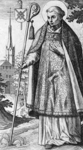 Saint Landoald of Maastricht