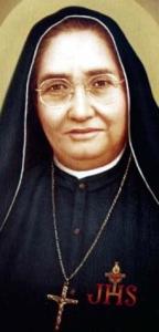 Saint Maria Guadalupe Garcia Zavala