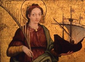 Saint Matrona of Barcelona