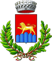 coat of arms for Monteleone di Fermo, Italy