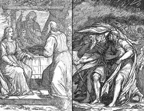 The Destruction of Sodom and Gomorrha