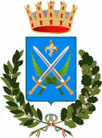 coat of arms for Sondrio, Italy