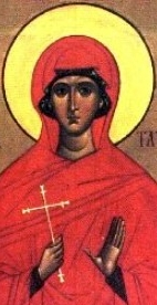 Saint Tatiana of Rome