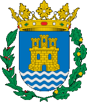 coat of arms for Alcalá de Henares, Spain
