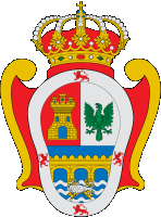 coat of arms for Andújar, Spain