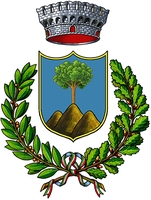 coat of arms for Barisciano, Italy