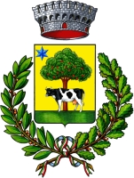 coat of arms for Berzo San Fermo, Italy