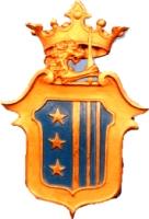 coat of arms for Brandizzo, Italy