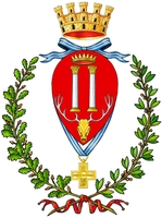 coat of arms for Brindisi, Italy