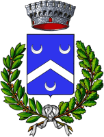 coat of arms for Chiusa Pesio, Italy