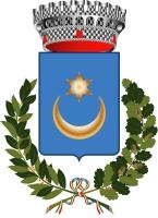 coat of arms for Goriano Sicoli, Italy