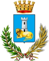 coat of arms for Lentini, Italy