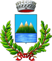 coat of arms for Monsampolo del Tronto, Italy