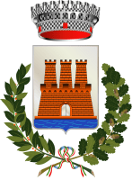 coat of arms for Ortona, Italy