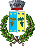 coat of arms for Ottiglio, Italy