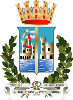coat of arms for Pescara, Italy