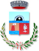 coat of arms for Santa Cesarea Terme, Italy