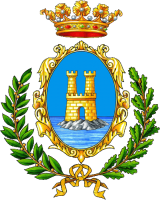 coat of arms for Termoli, Italy