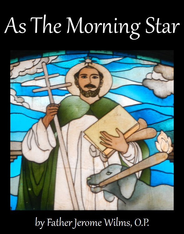 As The Morning Star: The Life of Saint Dominic, by Father Jerome Wilms, O.P.