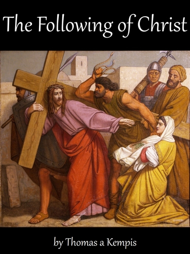cover of the ebook 'The Following of Christ'