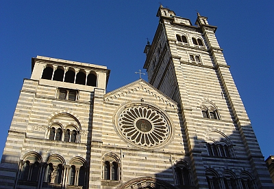 Saint Laurence Cathedral, Archdiocese of Genoa Italy