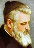 detail of a painting of Blessed Agustín Hurtado Soler, date and artist unknown; swiped from Santi e Beati