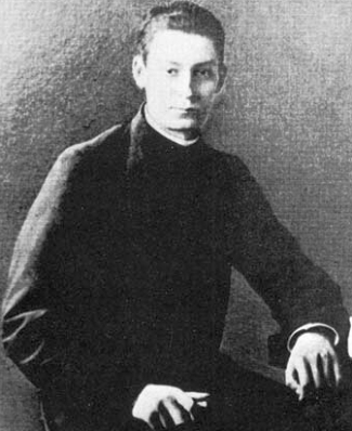Blessed Augustus Czartoryski, date, location and photographer unknown; swiped from Santi e Beati