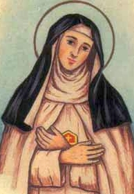 Blessed Catherine de Solaguti