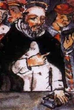blaženi Damian Furcheri - duhovnik in redovnik