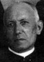 El padre Dionisio María de Santa Bárbara