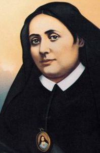 Blessed Eugenia Ravasco; swiped from the Vatican web site