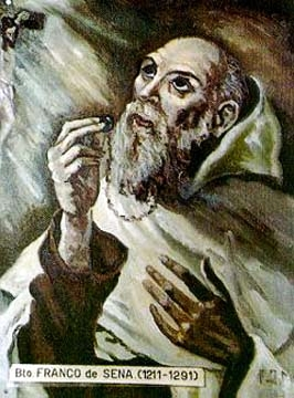 Blessed Franco of Siena