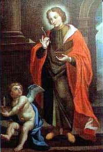 Blessed Gerard of Lunel; swiped from Santi e Beati