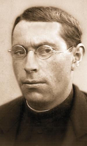 Blessed Jacinto Gómez Peña