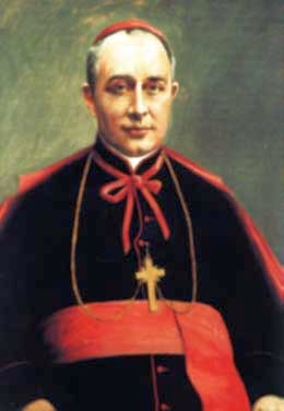portrait of Blessed Leon Wetmanski, date and artist unknown; swiped from Santi e Beati
