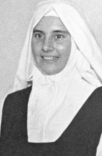 Blessed María Felicia Guggiari Echeverria